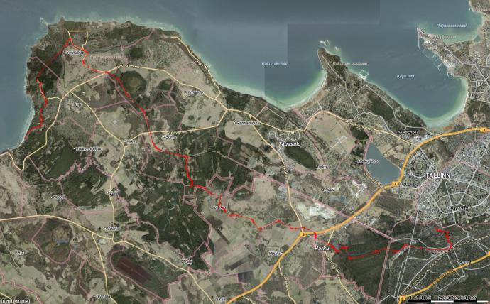 paev021_Vaana-Joesuu-Lossi_31km